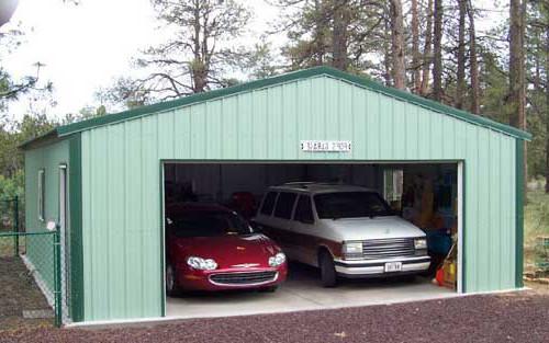 Quelles Dimensions Pour Votre Garage ? - Guide De Construction Des